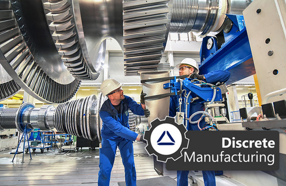 WEBINAR: Discrete Manufacturing - Complex requirements in planning