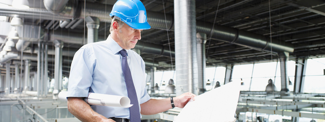 Analysing blueprints with ERP for engineering and planning companies - COSMO CONSULT