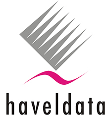 Logo of the haveldata GmbH