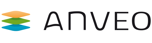 anveo logo of the conion media GmbH